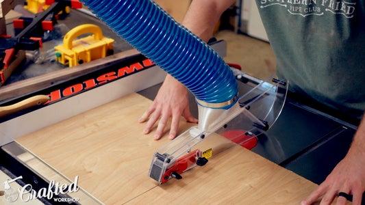 Cut Drawer Parts & Assemble Drawer