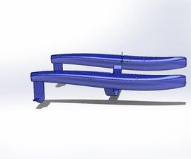 America's cup hull design