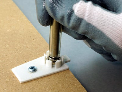 Assemble Adhesive and Magnet