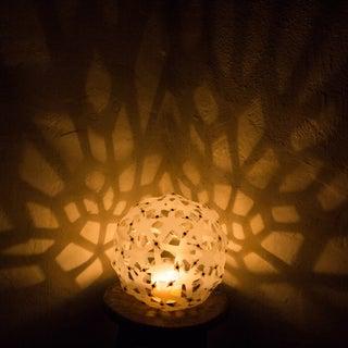 Laminated Paper Pendant Lampshade