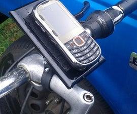 Velcro Bike Smart Phone Holder