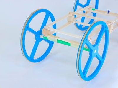 Create the Idle Wheels