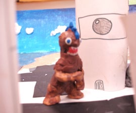 Stop-Motion Claymation
