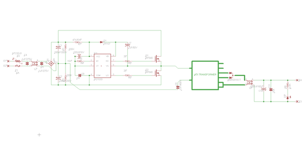 The Schematic and PCB