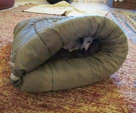 My Dog Winter Bed
