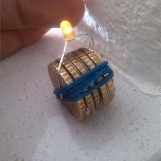 DIY Penny Battery