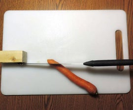A Slicer for People with a hand handicap