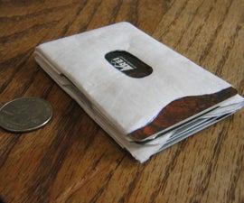 Super Thin Tyvek Card Sleeve Wallet!
