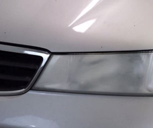 How to Restore Cloudy Headlights, and Make It Last