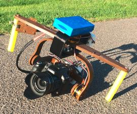 OpenSAM 3D Printed Camera Stabilizer Steadicam Gimbal