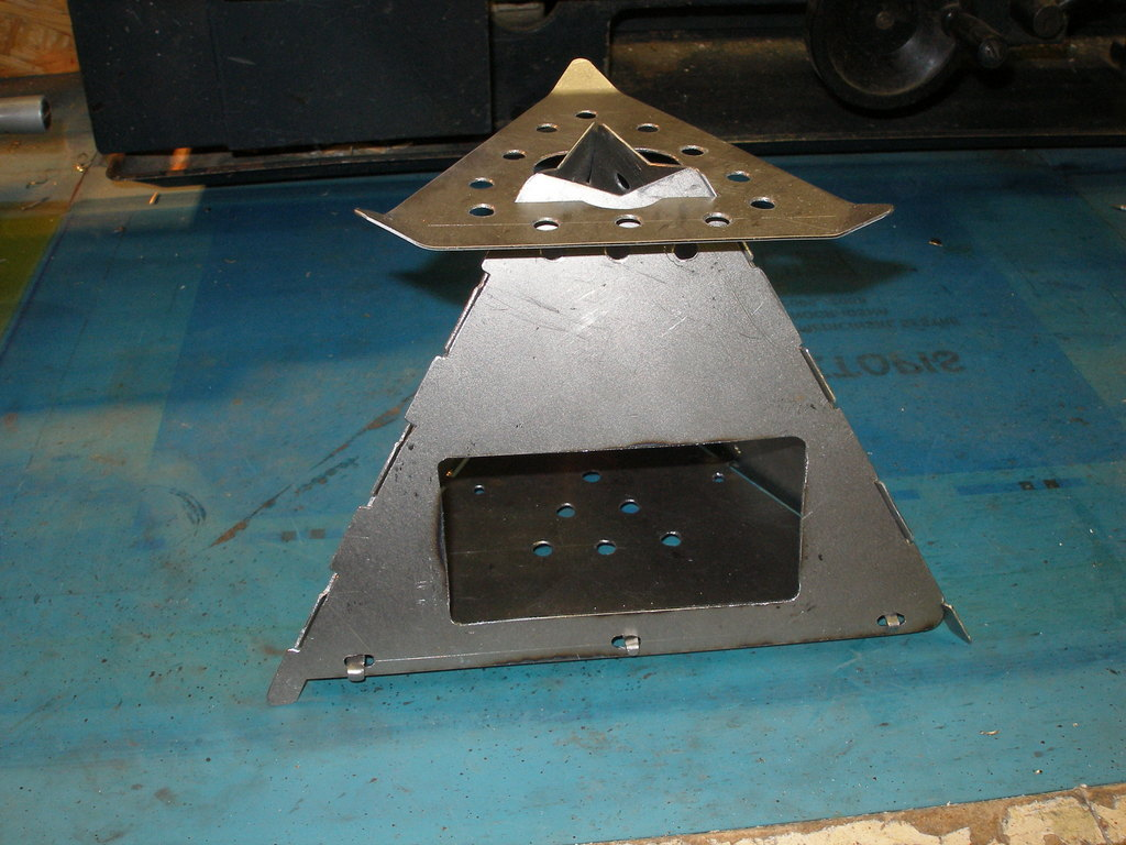 Picture of KP Pyramid Wood Stove
