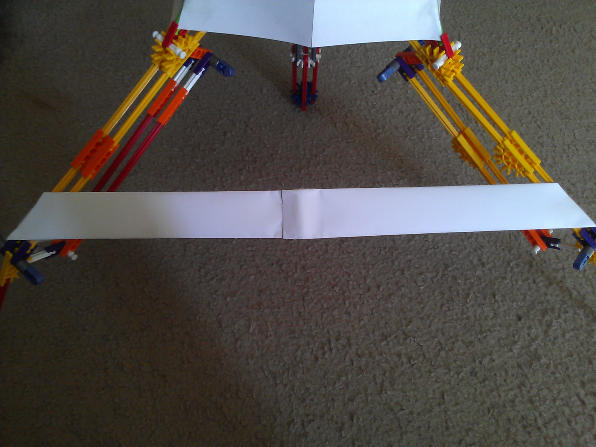 Picture of T2 Support; Attach