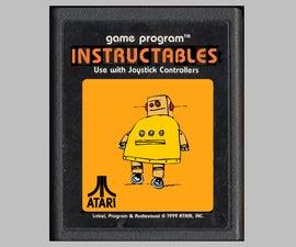 How to Make an Atari Game
