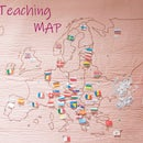 Teaching Map (also for Hanging)