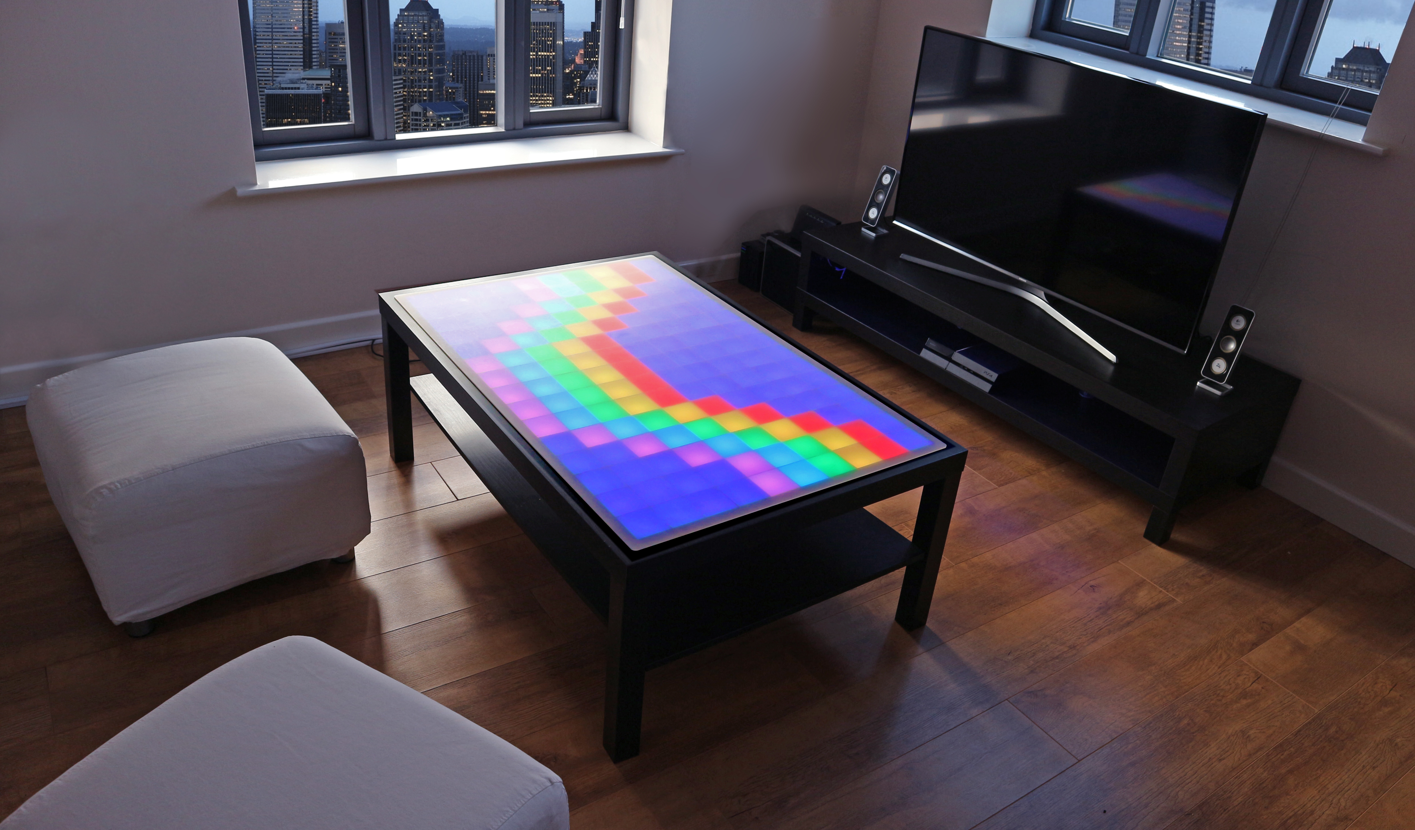 Picture of The DIY LED Table Kit