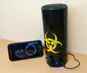 How to Make a Portable Speaker From Old Recycled Parts+ Bluetooth Feature on Any Speaker