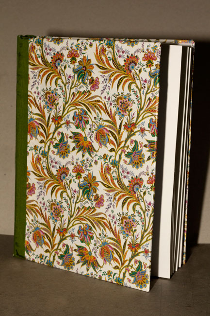 Picture of How to Create a  Hand-bound Sketchbook