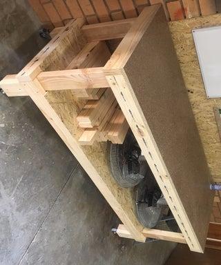 Simple Workshop Workbench