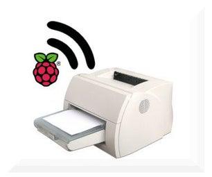 Turn Any Printer Into a Wireless Printer With a Raspberry Pi