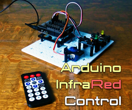 Using an IR Receiver with Arduino