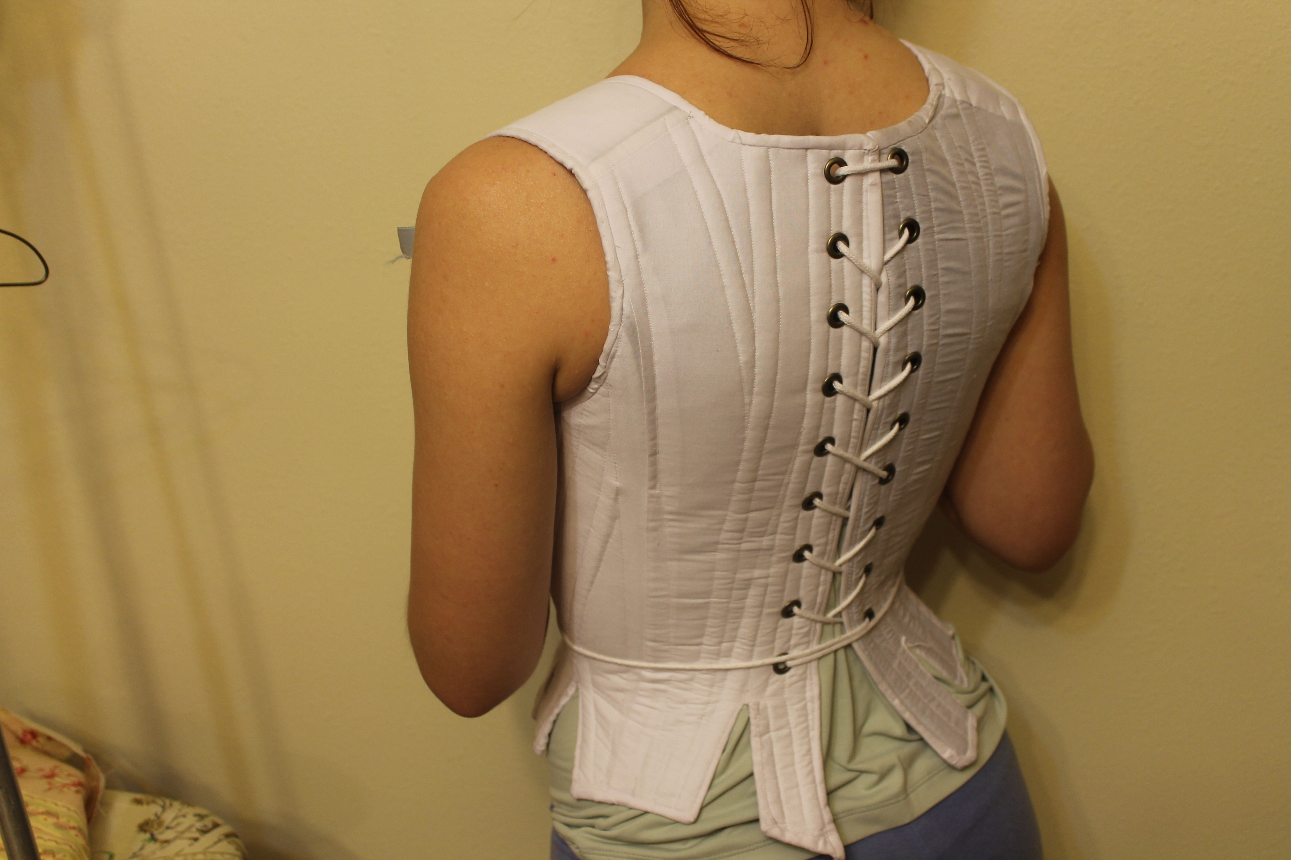 Picture of Finished Corset