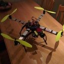 Quadcopter MultiWii Pro