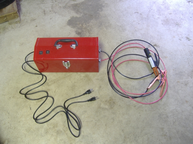 Picture of AC Arc Welder FAIL