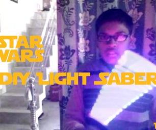 DIY Star Wars LightSaber ( Bi-Colored )
