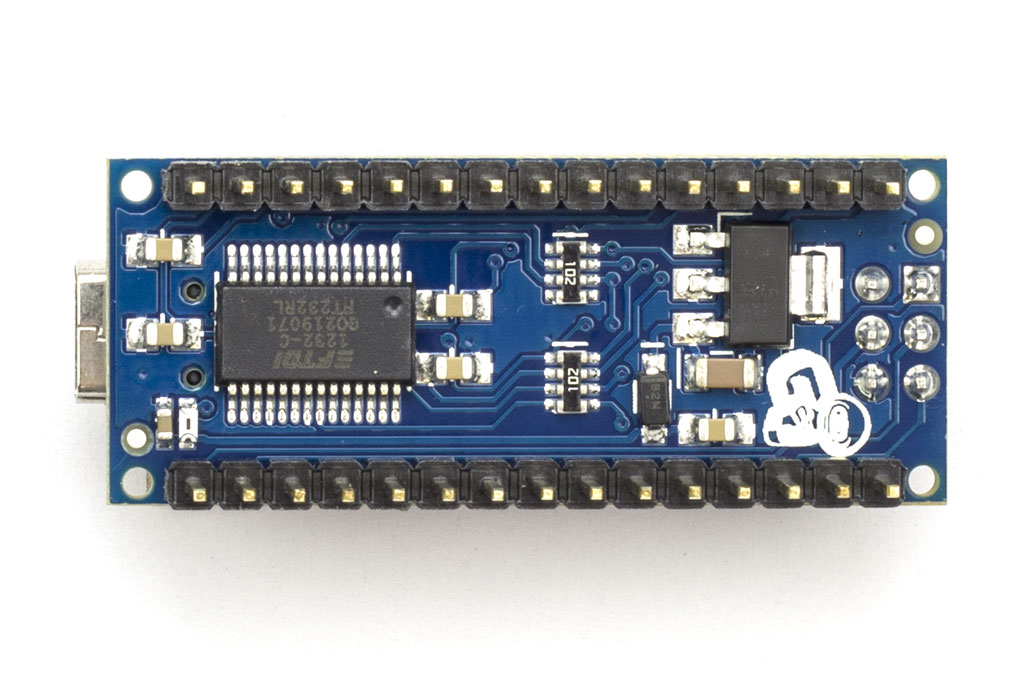 Picture of Arduino + JY-MCU Module + Bluetooth Android Application