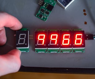 Addressable 7-Segment Displays