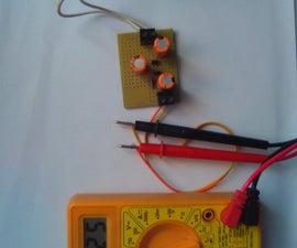 9V AC to 25V DC Converter