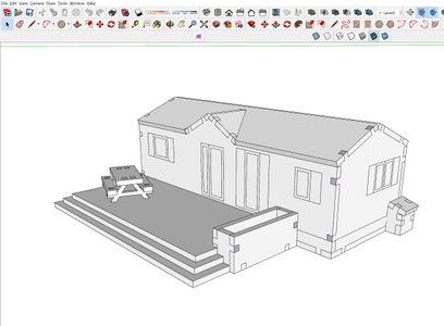 Finishing the 3D Model