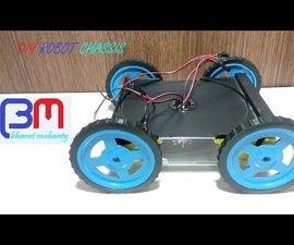 Diy Robot Chassis