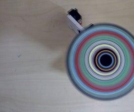 Diy Colorful Flower Paper Maker