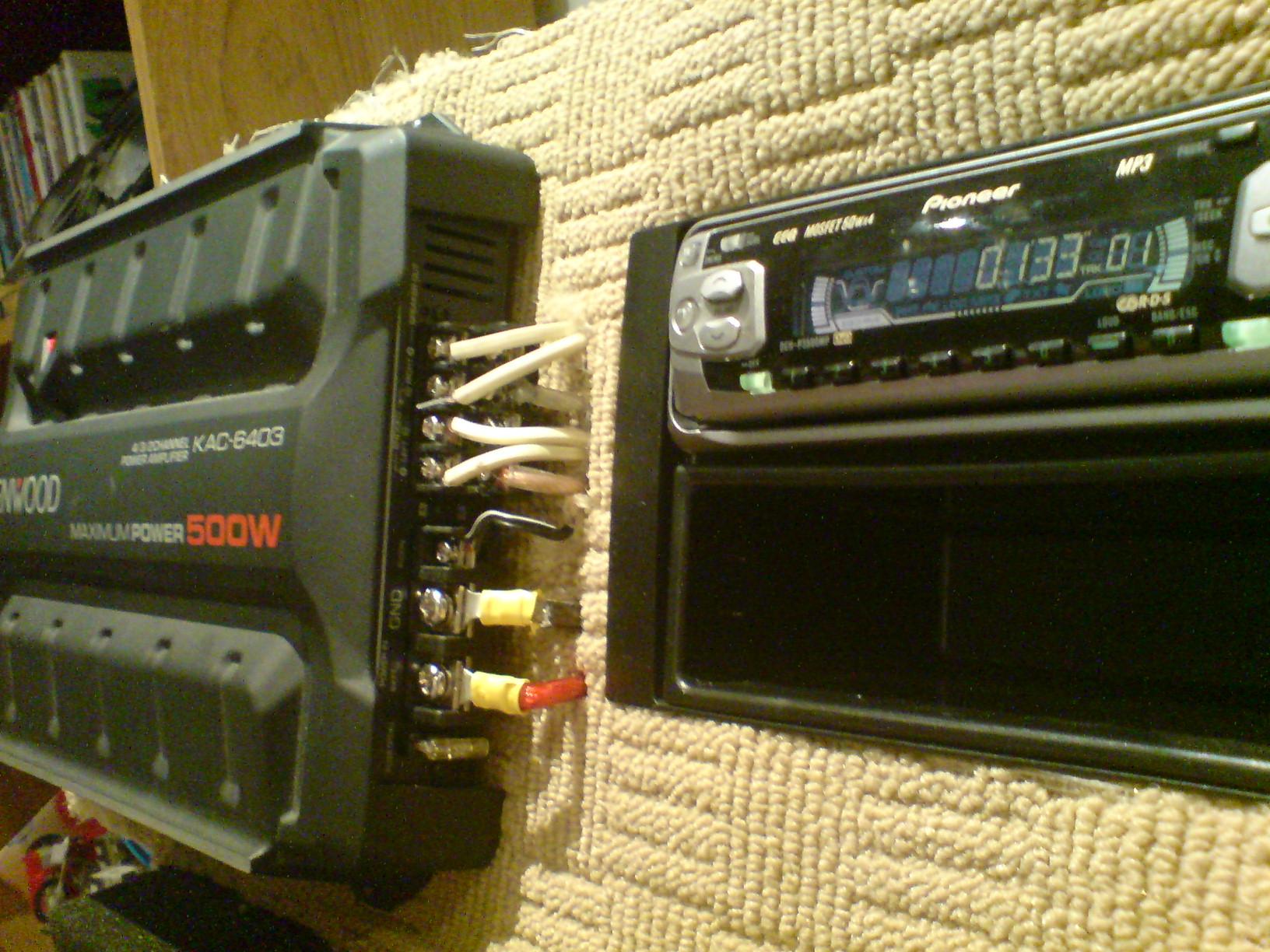 Kenwood Car Stereo Head Unit Wiring Harness Further Head Unit Wiring