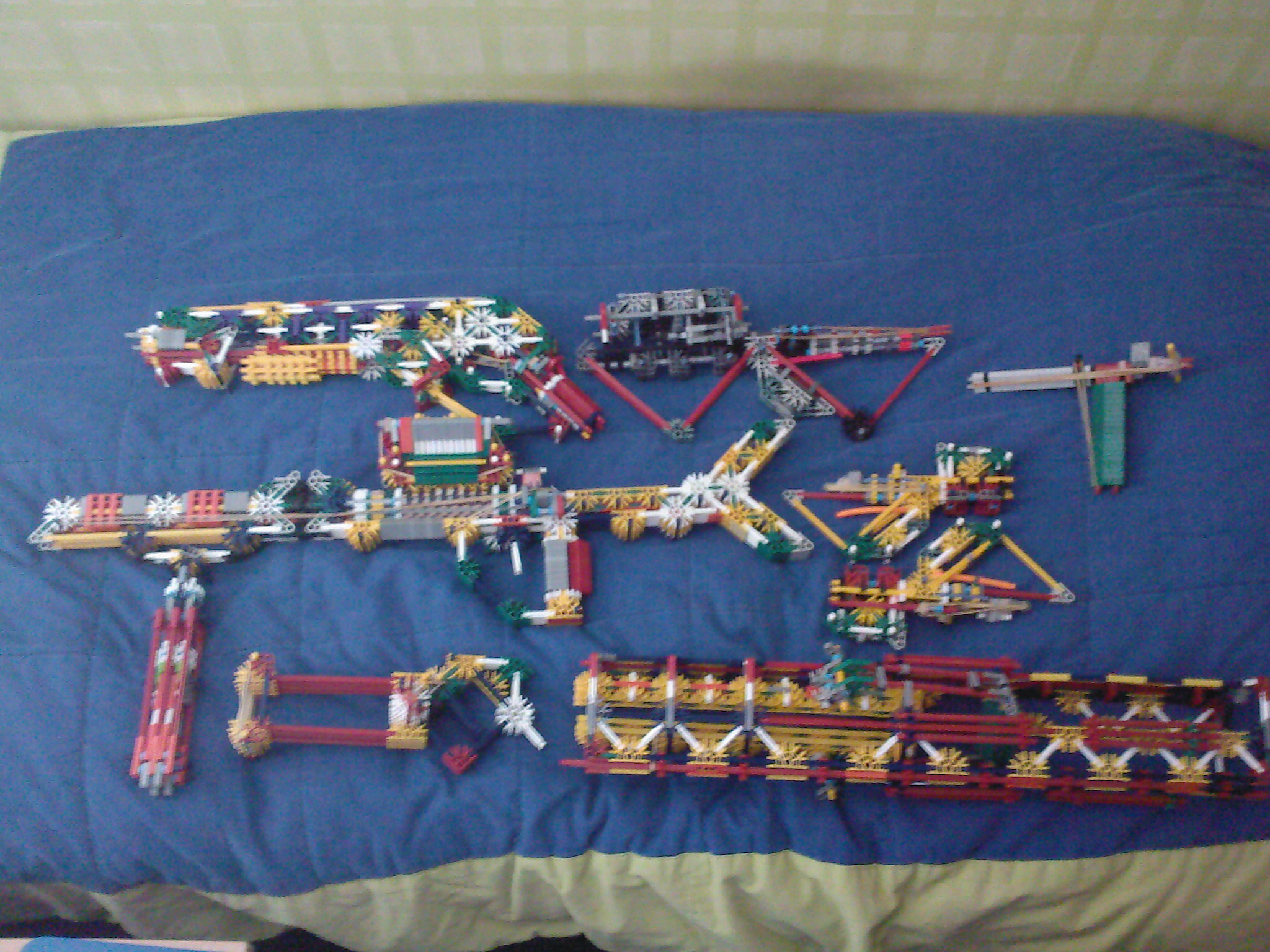 Picture of Show your K'nex 'Armory'