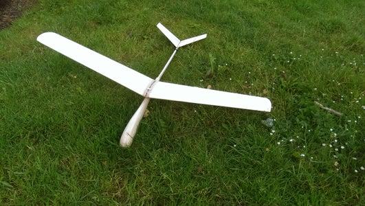 Foldable Glider