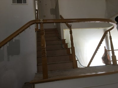 Removing the Spindles... All 85 of Them