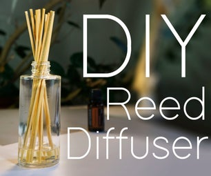 Cheap Reed Diffuser Based on Essential Oil