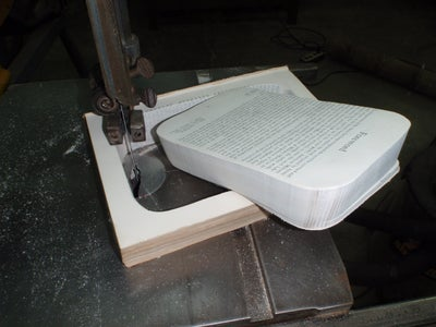 Cutting Out the Book Bank.