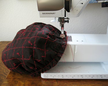 Stitching the Velvet Together