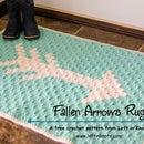 Fallen Arrows Rug