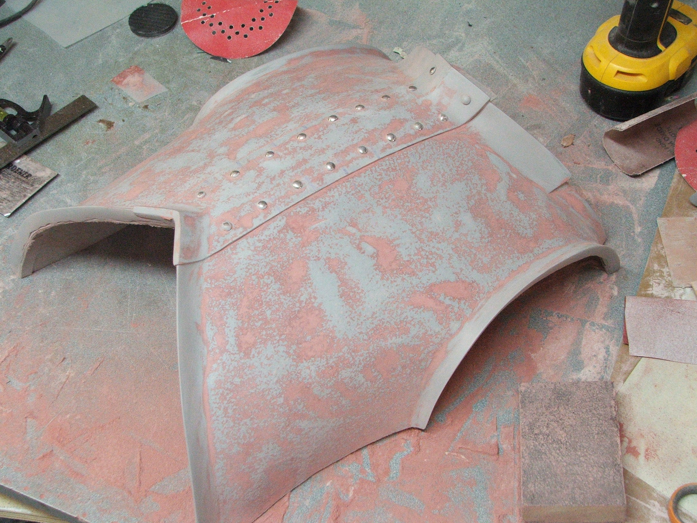 Picture of Sanding and Smoothing