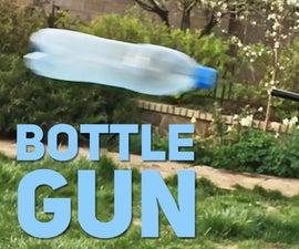 How to Make a Bottle Gun