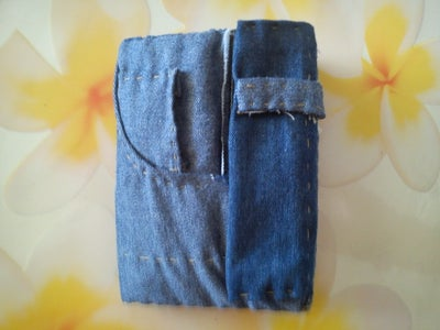 Jeans Wallet