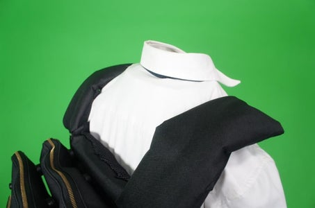 """""""Strapless"""" Shoulder Straps Sits Gently on the User's Shoulder Which Reduces Pressure on Shoulders."""