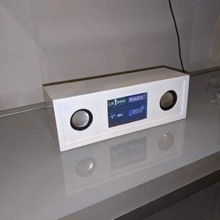 Internet Radio Using an ESP32
