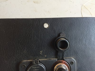 Create Holes for Nozzles