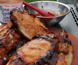 Best Barbecued Chicken Recipes