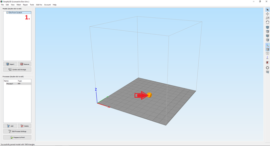 Using Simplify3D With Your Object